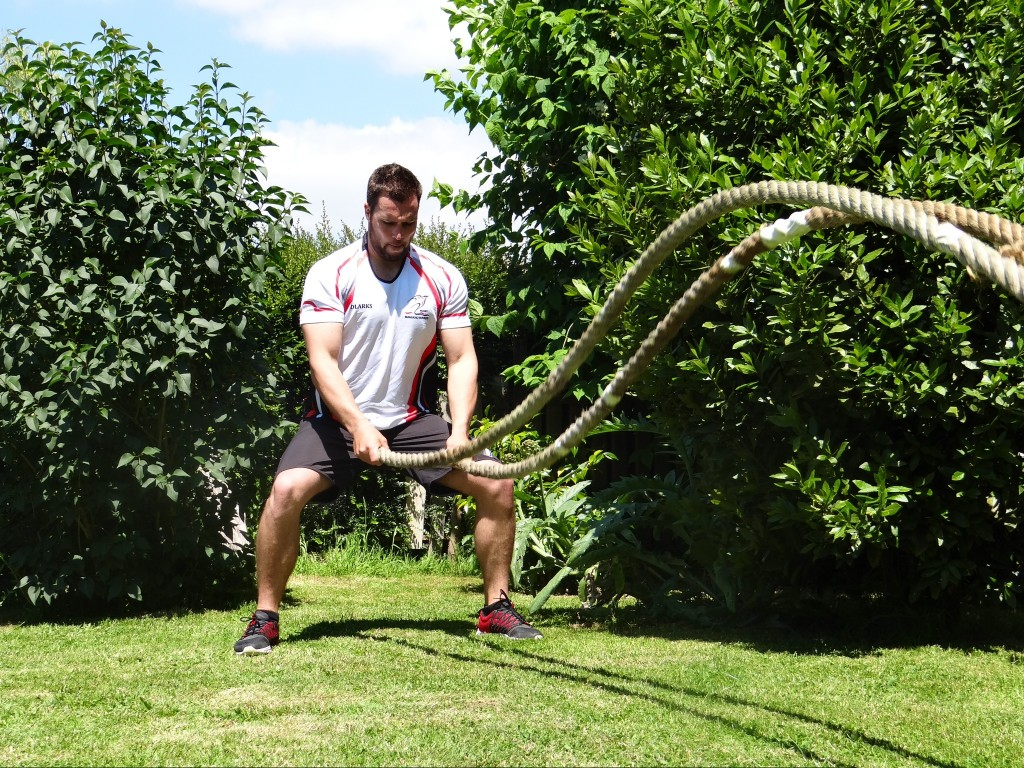 Tanguy Le Brech coach sportif Outdoor Fitness Vannes