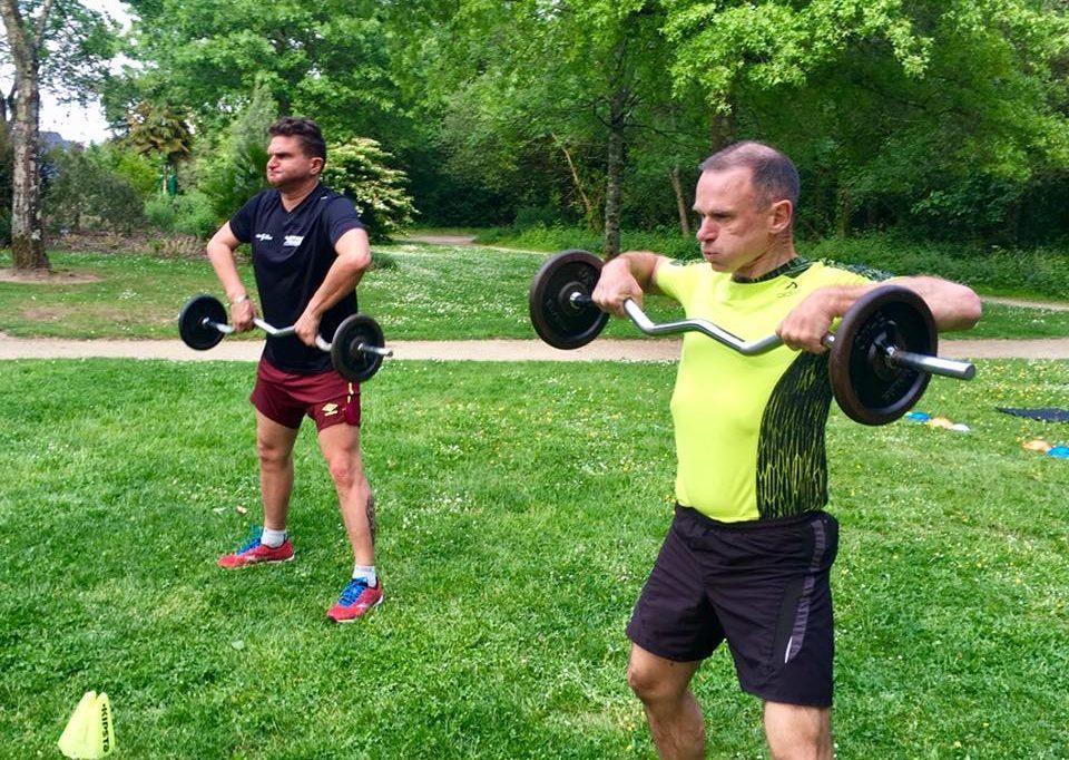 Coach sportif Vannes Salle de sport Vannes Bootcamp Vannes Fitness Vannes Cross Training Vannes Sport en entreprise Vannes