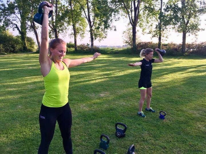 Coach sportif Vannes Salle de sport Vannes Fitness Vannes Cross Training Vannes Sport en entreprise Vannes